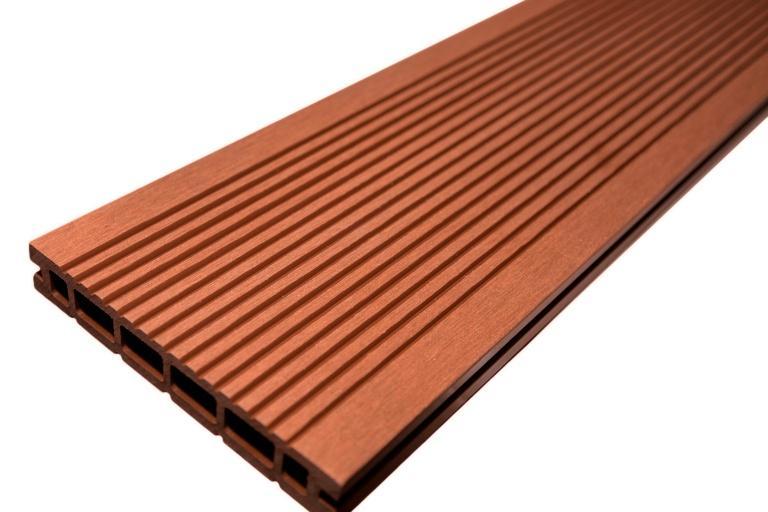 deska kompozytowa gardin plus brązowy